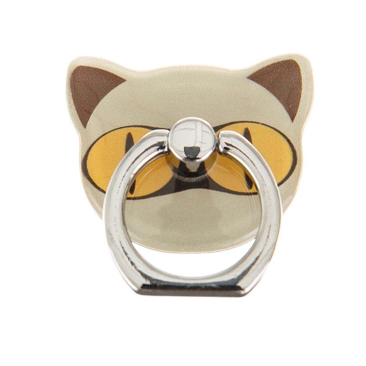 Кольцо котик