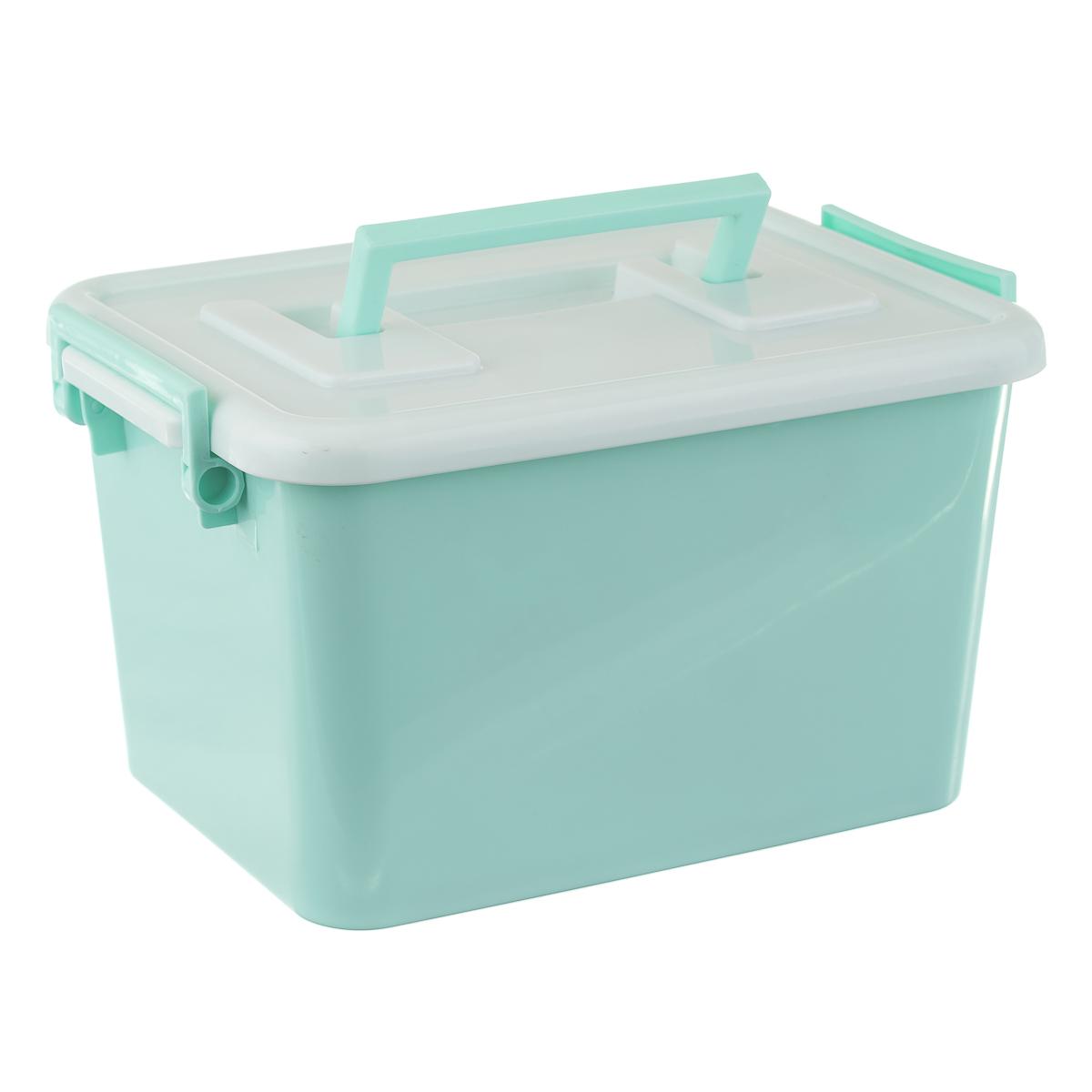 Контейнер для хранения пластиковый с крышкой