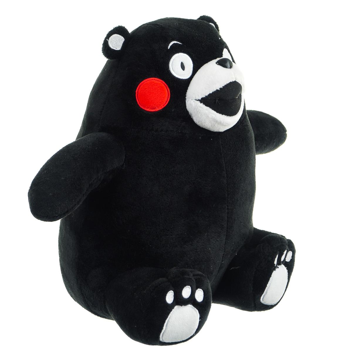 Игрушка мягкая медведь Кумамон 30 см