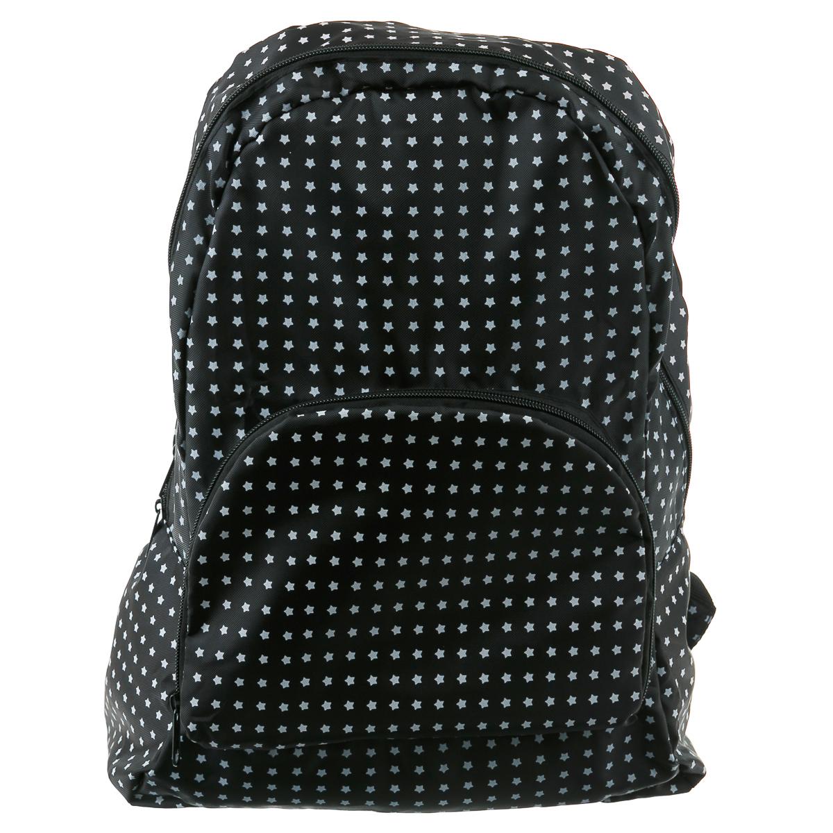 Рюкзак-трансформер черный
