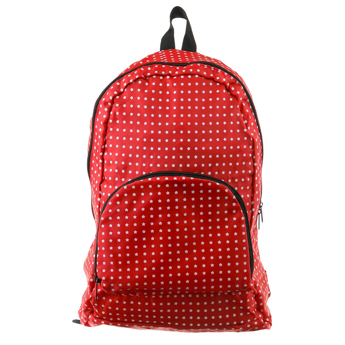 Рюкзак-трансформер красный