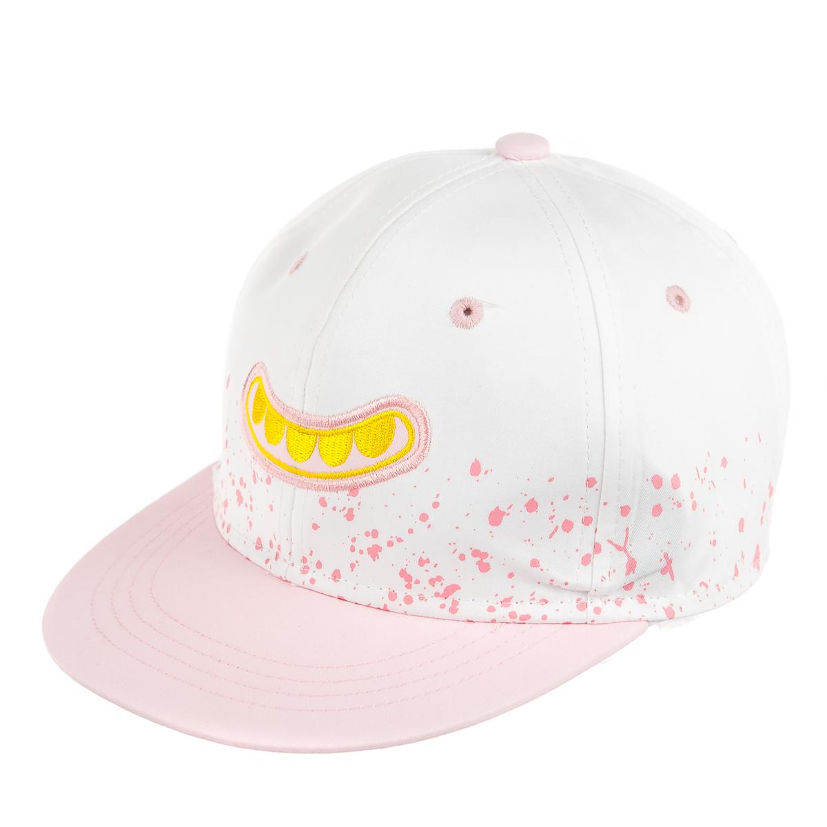 Детская кепка для прогулки, с мордочкой, розовая