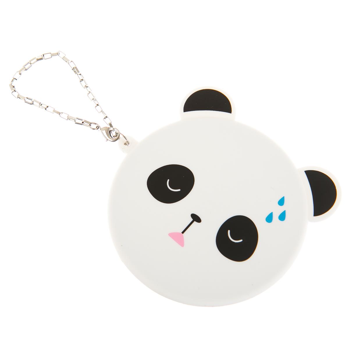 Зеркало-брелок панда