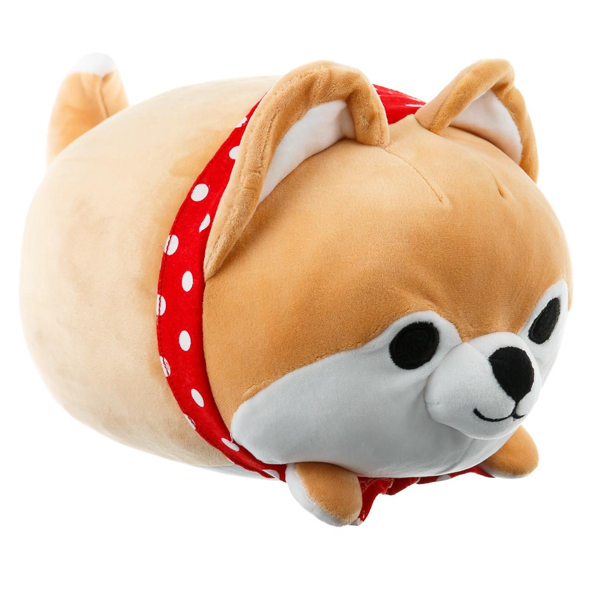 Игрушка собака акита-ину маленькая