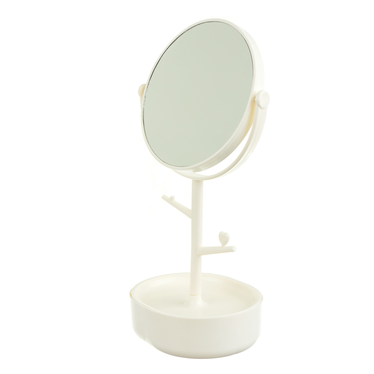 Зеркало косметическое в виде дерева