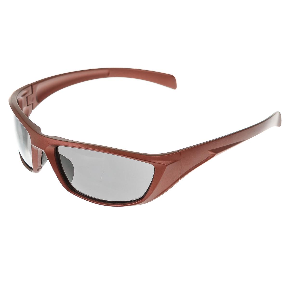 Очки вайфареры классические коричневые
