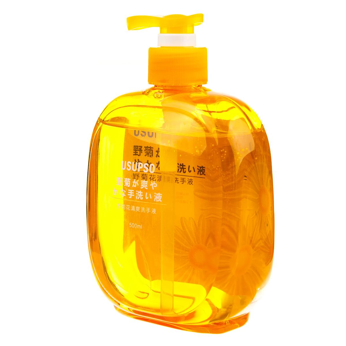 Мыло жидкое с экстрактом хризантемы