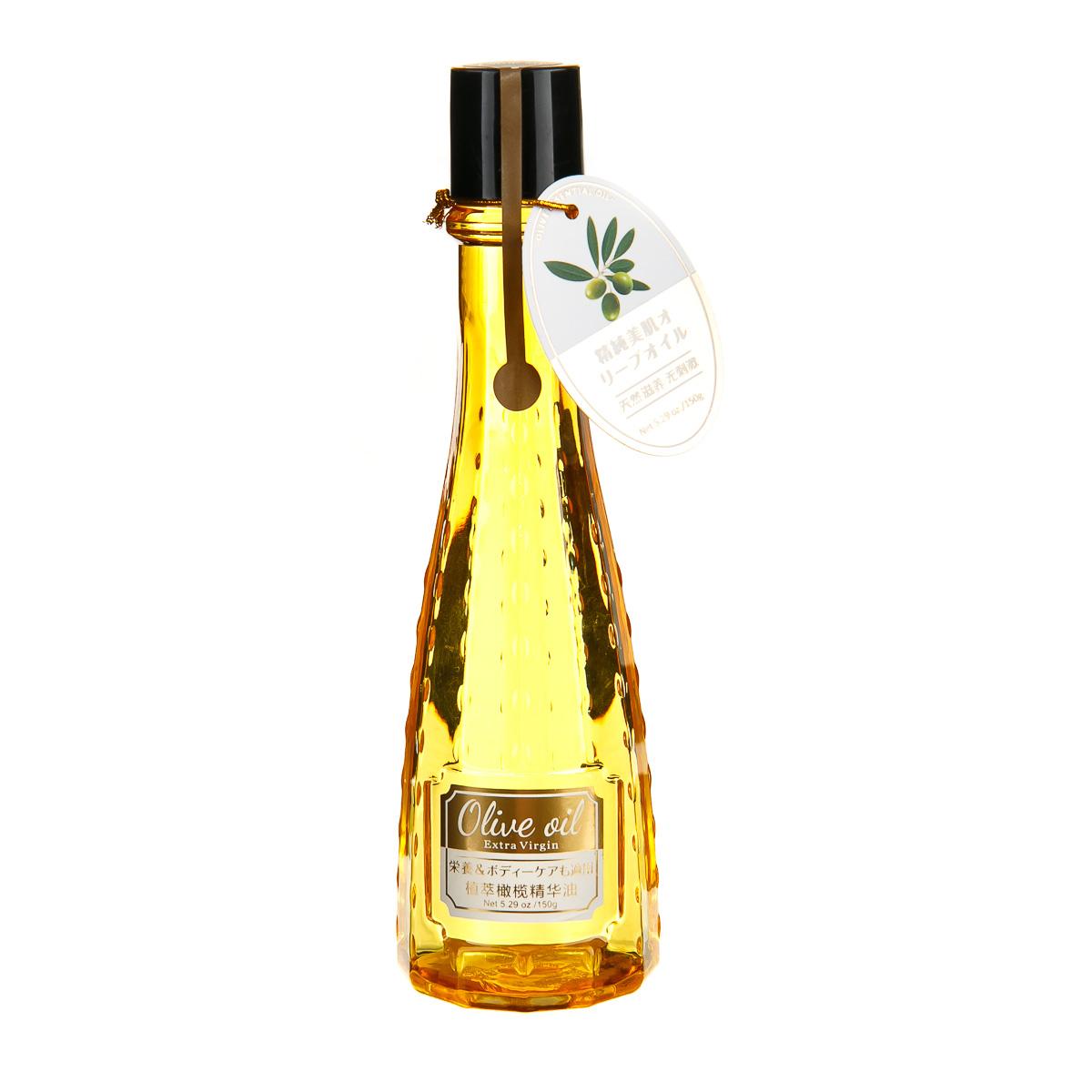 Масло оливковое увлажняющее для тела