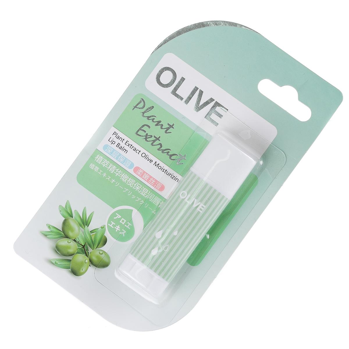 Помада гигиеническая с экстрактом оливки