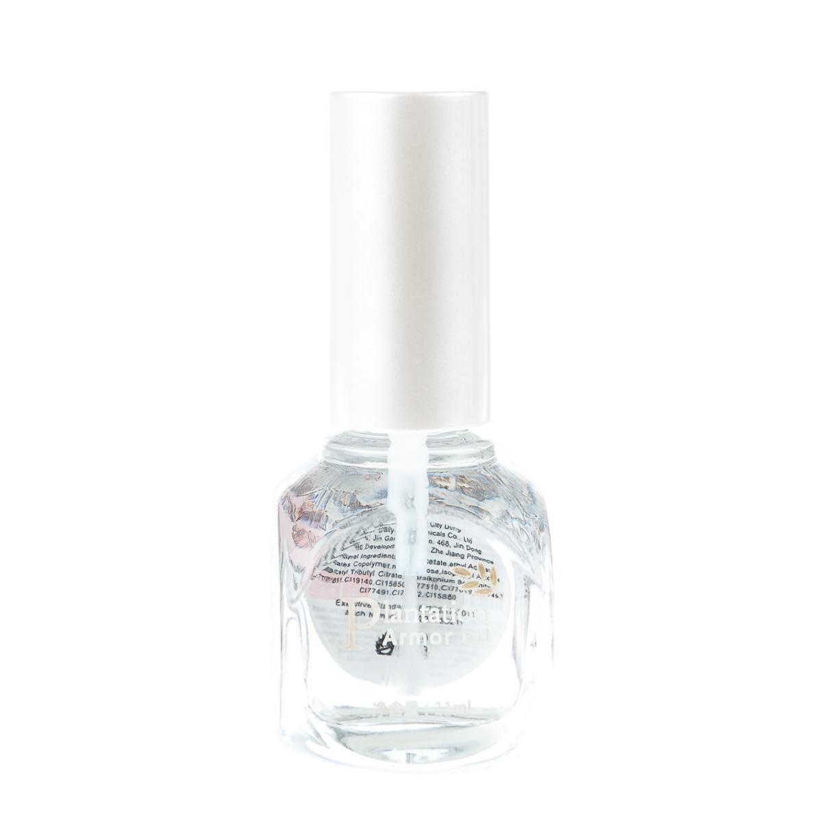 Лак для ногтей прозрачный на маслах