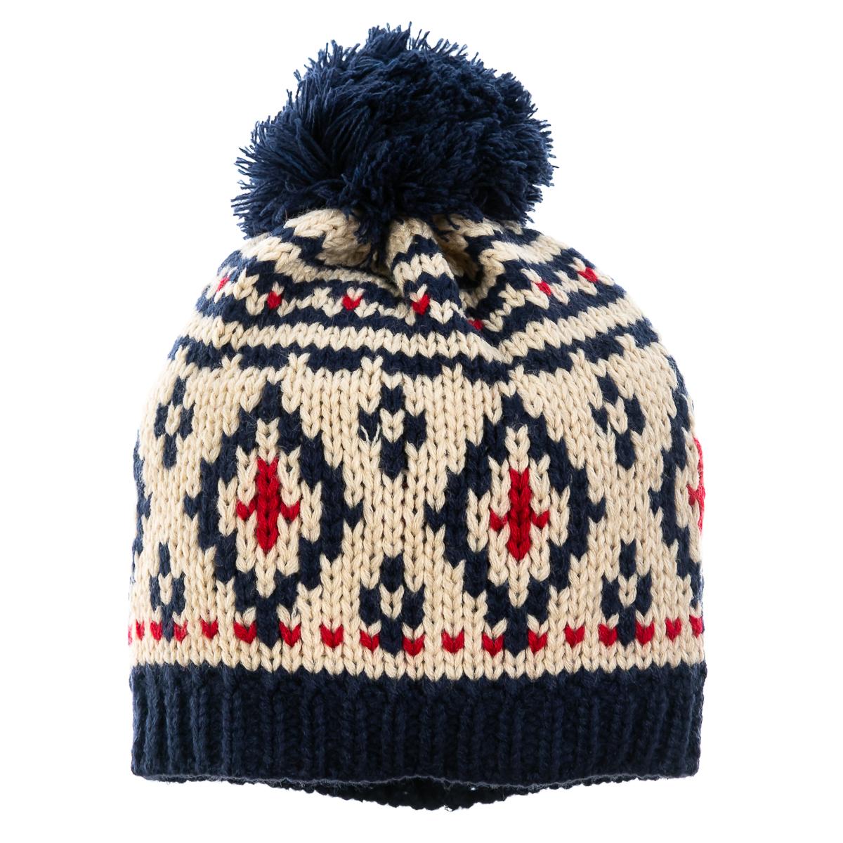 шапка трикотажна арт.N7